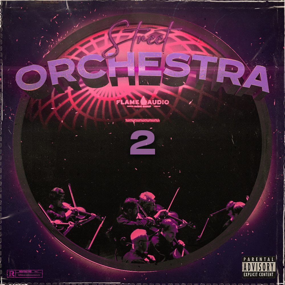 Flame Audio - Street Orchestra 2 - Construction Kits - Cover