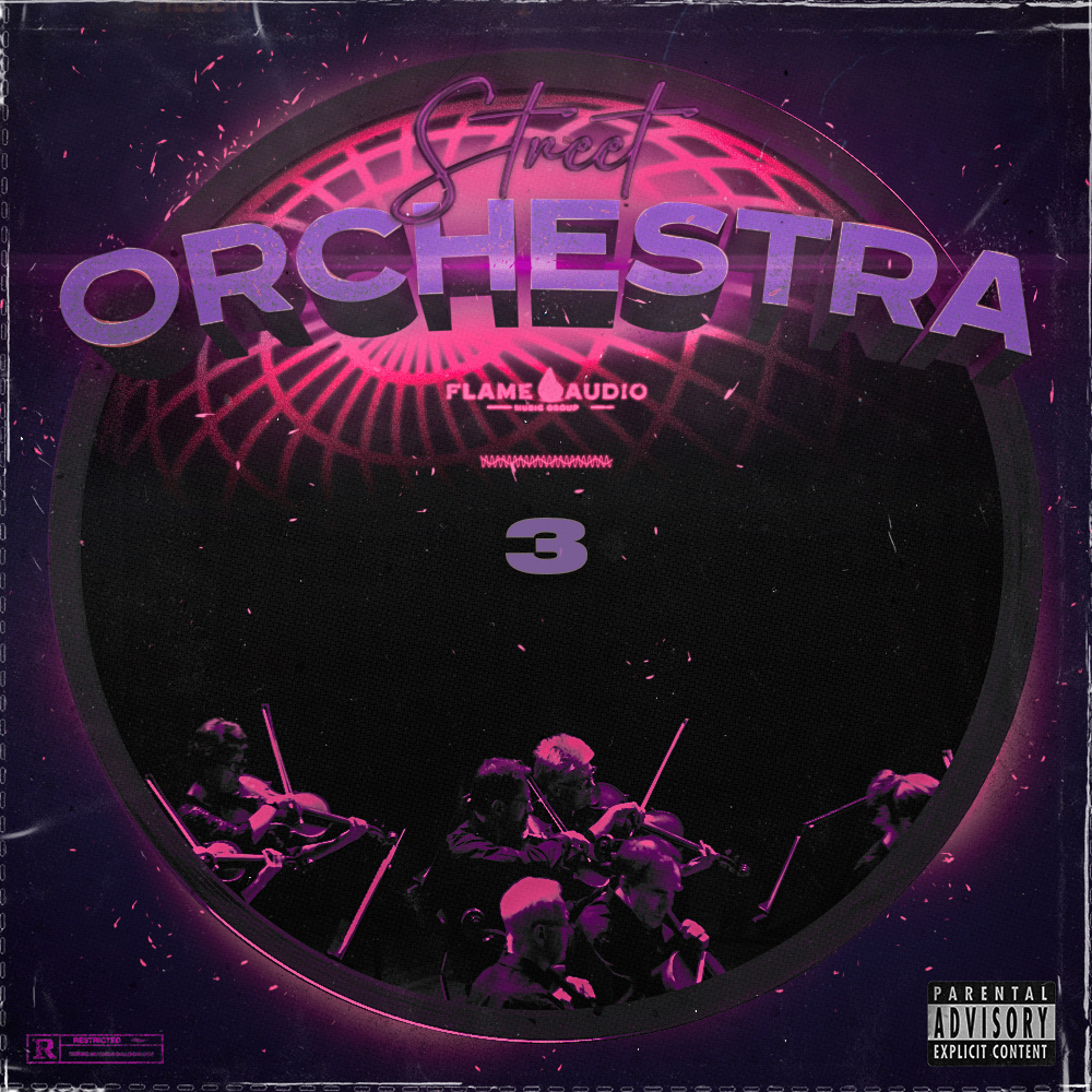 Flame Audio - Street Orchestra 3 - Construction Kits - Cover