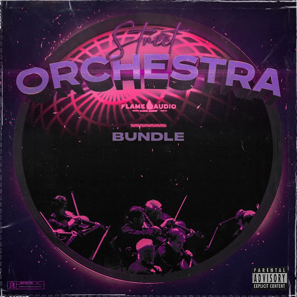 Flame Audio - Street Orchestra - Construction Kits - Bundle -  Cover