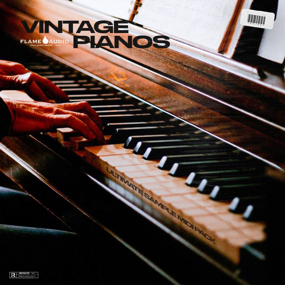Vintage Pianos (Sample MIDI Pack)