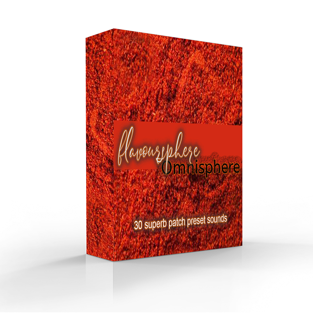 KVR: Flavoursphere for Omnisphere 1 & 2 by Patch Hut - Expansion Pack
