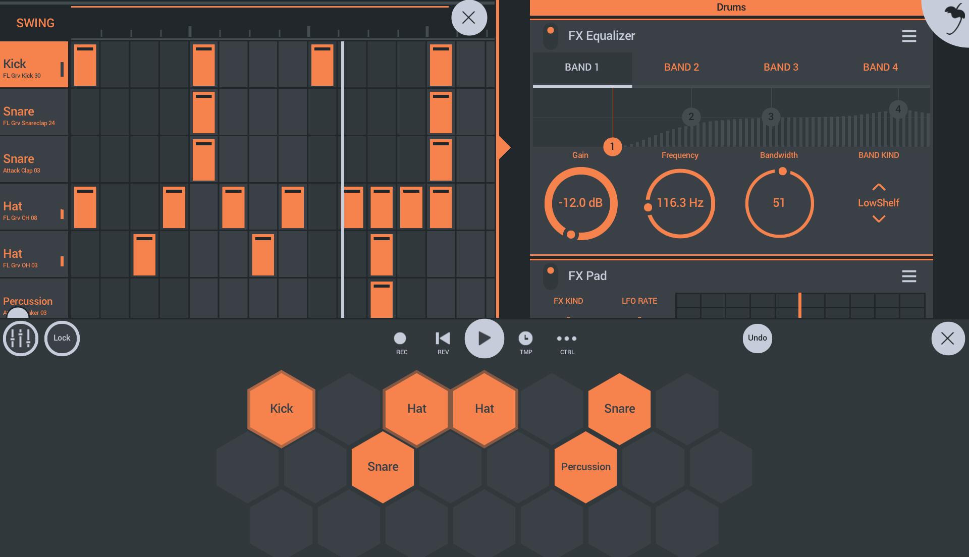 KVR: FL Studio Mobile by Image Line - Virtual Studio