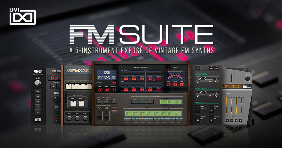 KVR: FM Suite by UVI - Synth VST Plugin, Audio Units Plugin and AAX