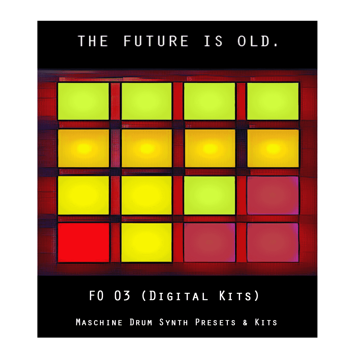FO 03 (Digital Kits) Presets for Maschine 2 Drum Synths