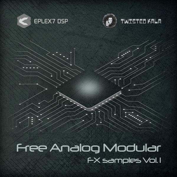 Free Analog Modular FX samples Vol.1