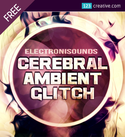 Free Cerebral ambient glitch samples