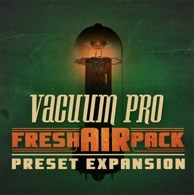 Fresh Air Pack Vol 1: Vacuum Pro