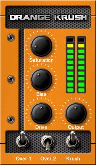 Orange Krush - Distortion Processor