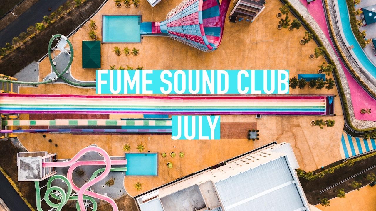 July Sound Bag