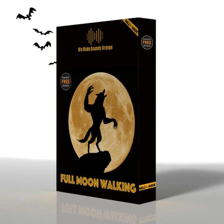 Full Moon Walking Sound Pack