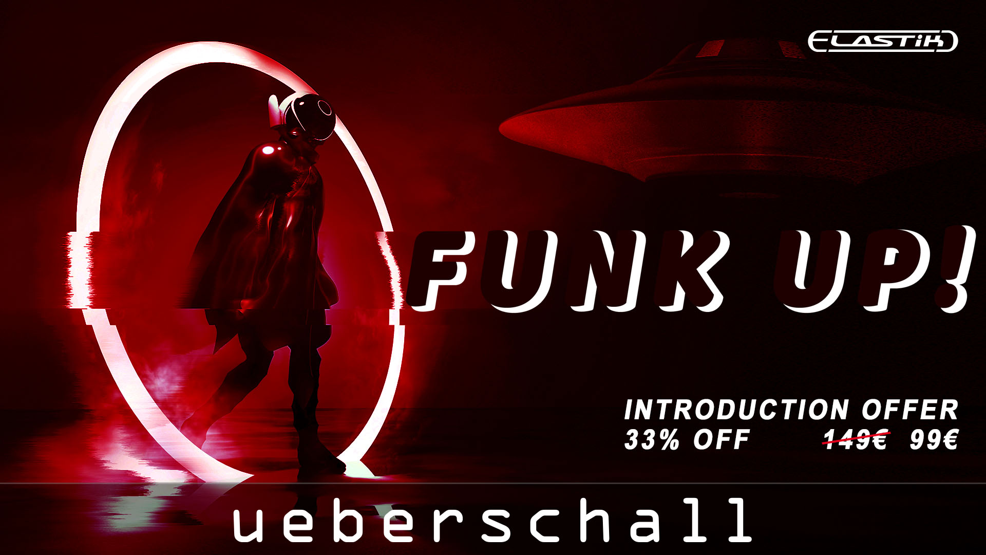 KVR: Funk Up! by Ueberschall - Sample Library VST Plugin