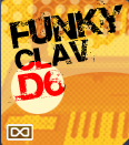 Funky Clav D6
