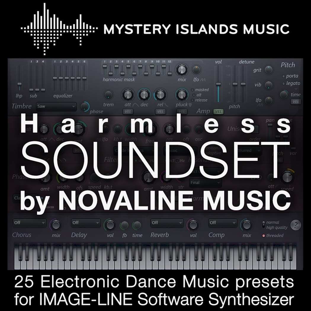 Image Line Harmless Soundset