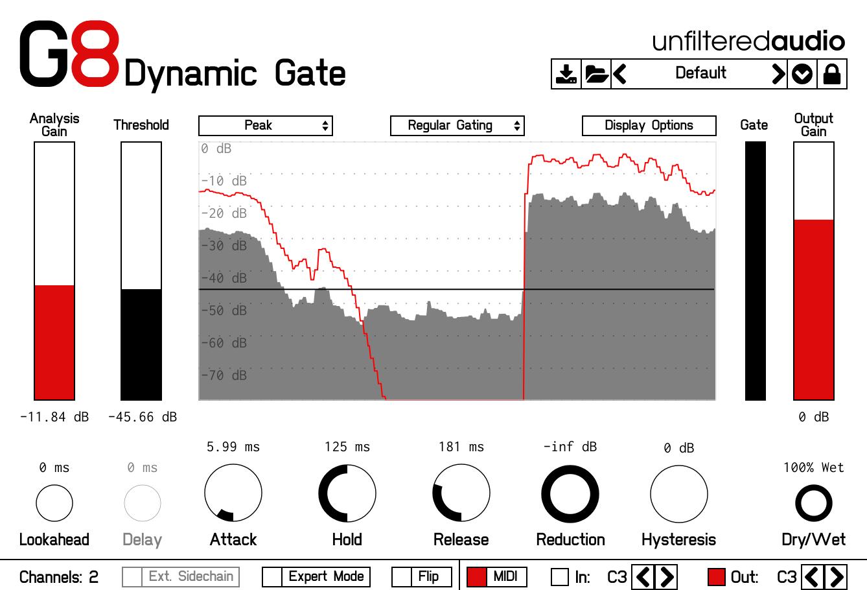 unfiltered audio sandman pro 1.1.0