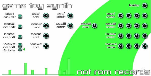 Game Toy Synth