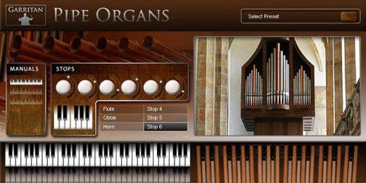 Kvr Makemusic Releases Garritan Quot Classic Pipe Organs Quot