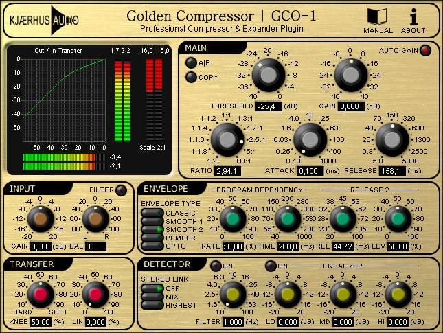 Golden Compressor   GCO-1