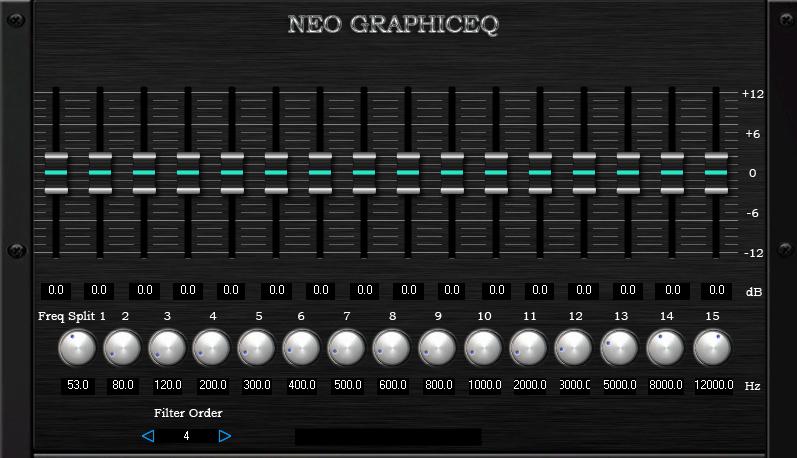 Neo GraphicEQ