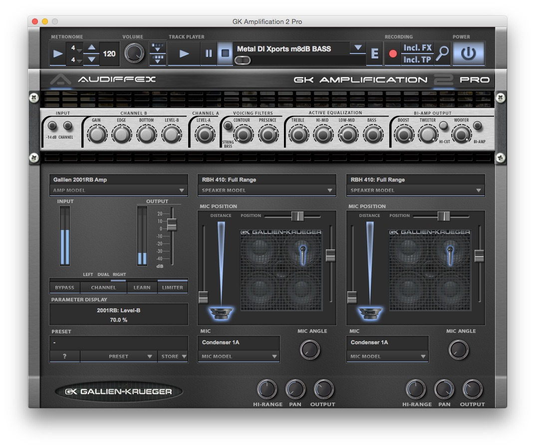GK Amplification Pro 2