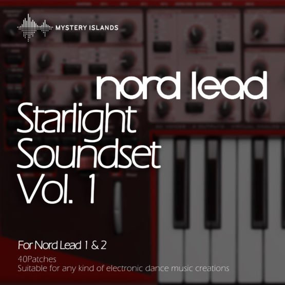 Clavia Nord Lead Starlight Soundset vol.1