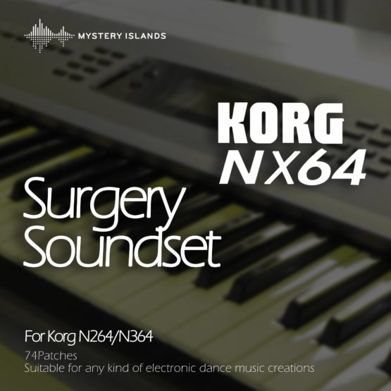 Korg NX64 Surgery Soundset