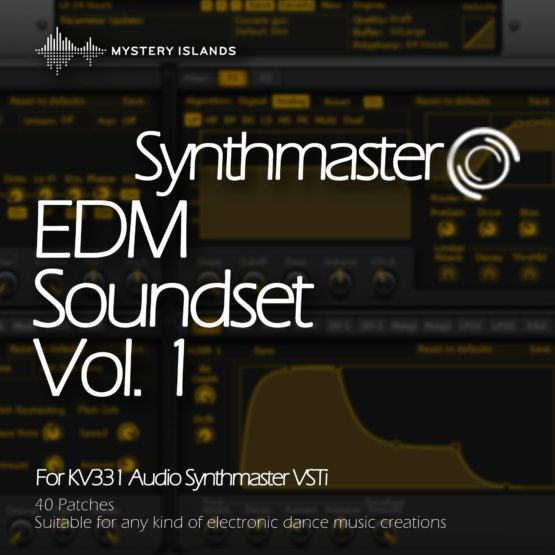 SynthMaster EDM volume 1