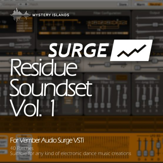Surge soundset