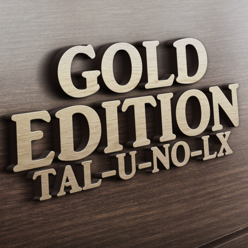 Gold Edition for TAL-U-NO-LX