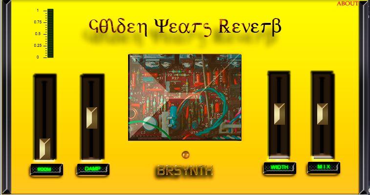 Golden Years Reverb - YV - Yellow version