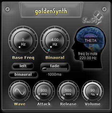 goldenSynth