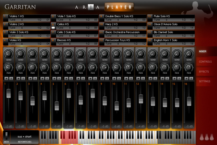 KVR: Personal Orchestra (GPO) by Garritan - Strings / Orchestral VST