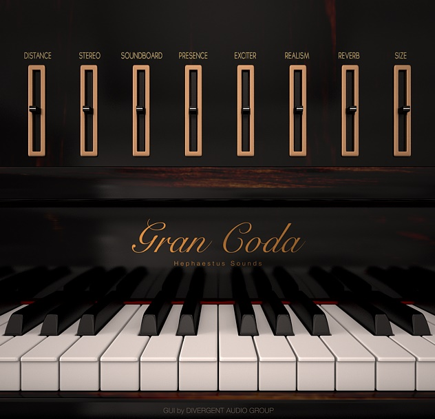 Gran Coda Concert Grand
