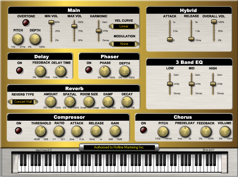 Sound Magic Piano One VST  (Tyxudal)