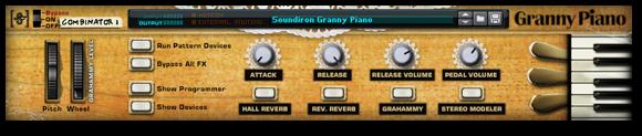 Granny Piano ReFill Edition