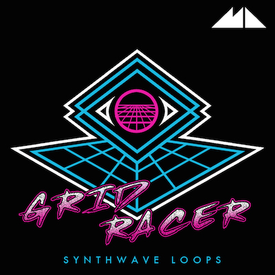 Grid Racer: Synthwave Loops