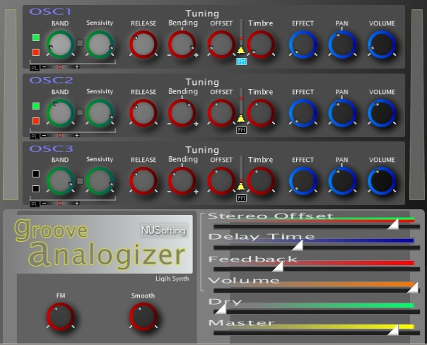 Groove Analogizer
