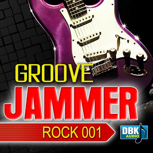 Groove Jammer: Rock 001