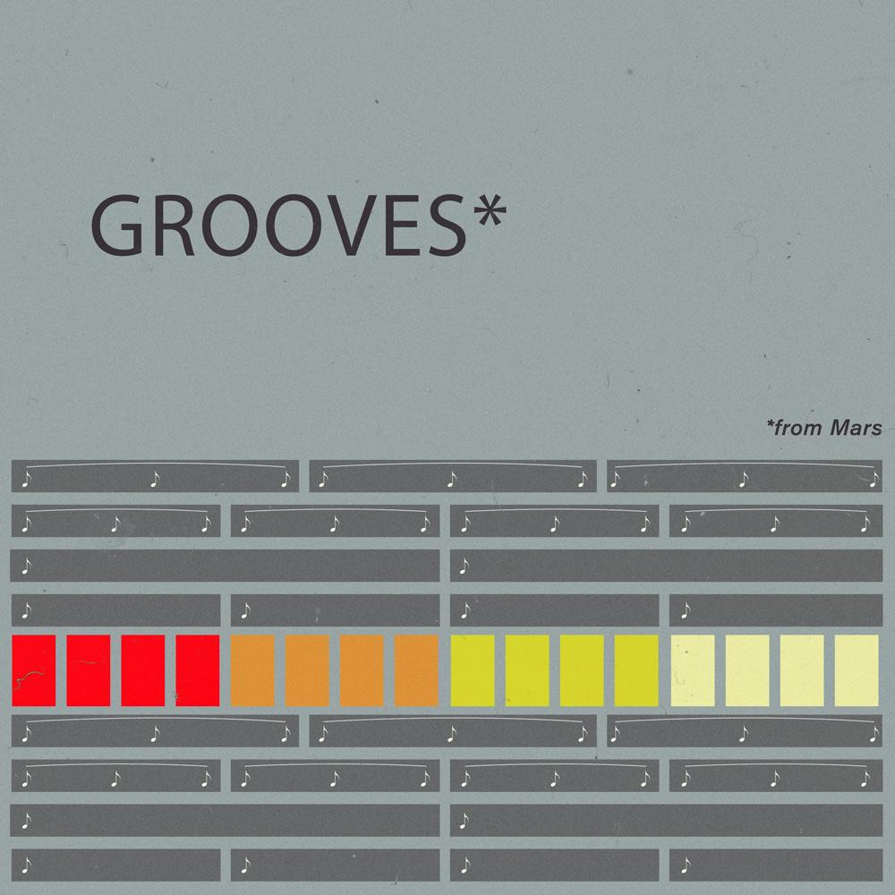 Grooves From Mars