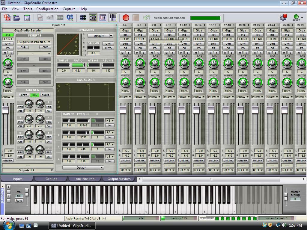 kvr  gigastudio by tascam  sample player