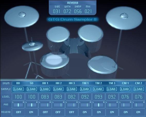GTG DrumSampler II