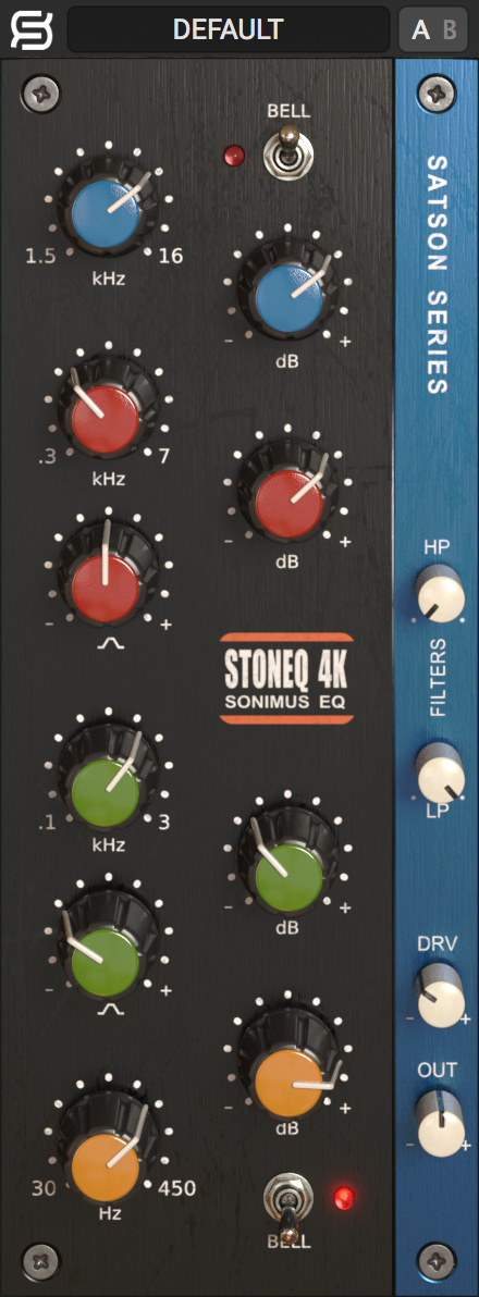 StonEQ 4k - Satson series