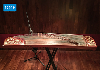 KVR: Online Music Foundry releases 'Granular Guzheng' for Padshop