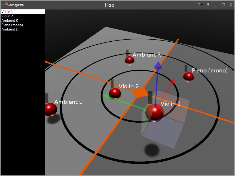 Demian007 longcat audio h3d binaural spatializer vst v1 1