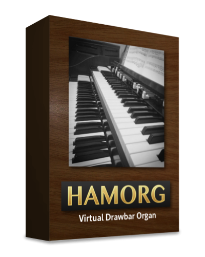 HamOrg (Virtual Drawbar Organ)