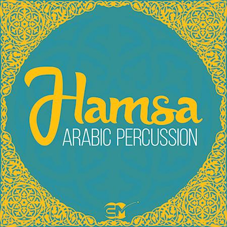 Hamsa - Arabic Percussion - Vol. 1