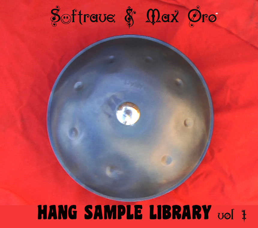 Hang sample library vol 1