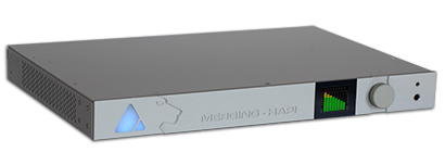 Hapi - Small Format RAVENNA / AES67 Audio Interface