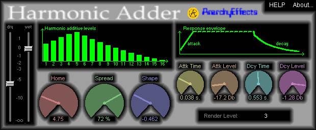 HarmonicAdder