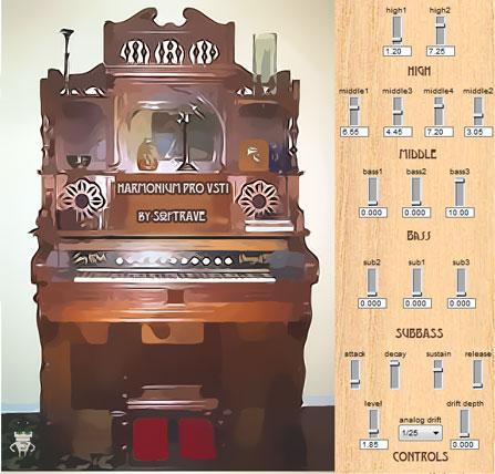 Harmonium Pro