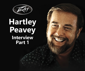Interview with Hartley Peavey - Historian, Innovator, and Industry Driver